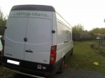 Folie na auto VW Crafter
