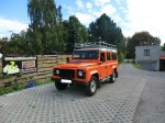 Folie na auto Land Rover Defender