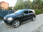 Folie na auto Mercedes-Benz ML