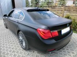 Folie na auto BMW 7