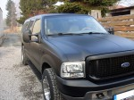 Folie na auto Ford Excursion