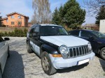 Folie na auto JEEP Liberty