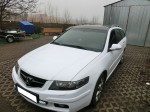 Folie na auto Honda Accord combi