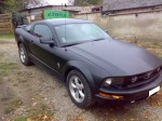 Folie na auto Ford Mustang