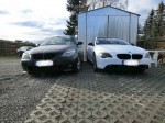 Folie na auto BMW 5