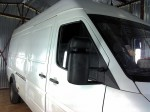 Folie na auto Mercedes-Benz Sprinter