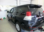 Folie na auto Toyota Land Cruiser 150