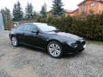 Folie na auto BMW 6